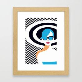 Resort style Framed Art Print