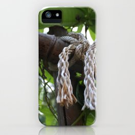 Emerald Mantis iPhone Case