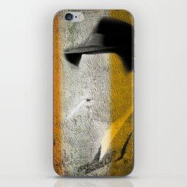 The Detective iPhone Skin