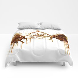 Elks Fight Comforters