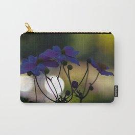 Concept flora : Autumn anemone Carry-All Pouch