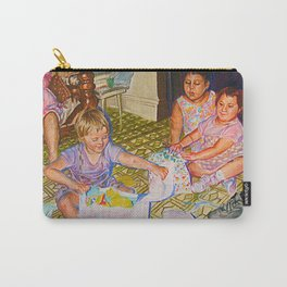 The Twins' Birthday, '87 Carry-All Pouch