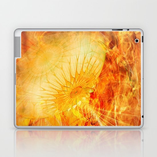 War of the Worlds Laptop & iPad Skin