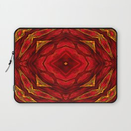 Red involvements Laptop Sleeve