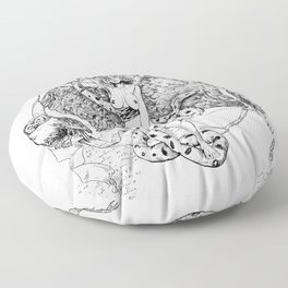 Lilith Floor Pillow