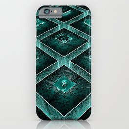AzTECH Temple iPhone Case