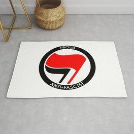 Proud Antifascist Rug