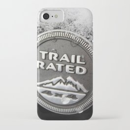 Trail Rated Jeep iPhone Case