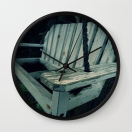 Garden Decoration  Wall Clock