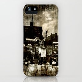 Dome Gas iPhone Case