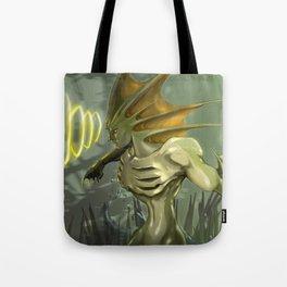 Rykuo Aulbath Darkstalkers Vampire Hunter Savior Tote Bag