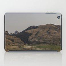 Mascall Formation, Oregon - Panorama iPad Case