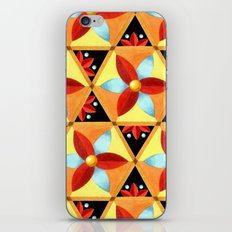 Boho Chic Stars iPhone & iPod Skin