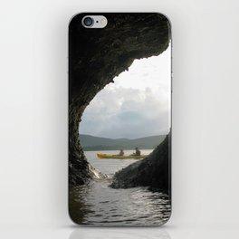 Hopewell Rocks iPhone Skin