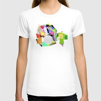 katamari T-shirts featuring Little Katamari by CatOverlord