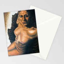 """Brynne, Odalisque 1"" Stationery Cards"