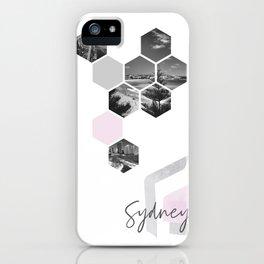 Urban Design SYDNEY iPhone Case