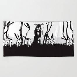 The Adventure Beach Towel