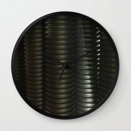 Worm. Fashion Textures Wall Clock