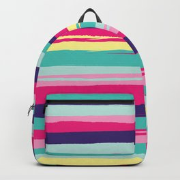 Stripe Play Backpack