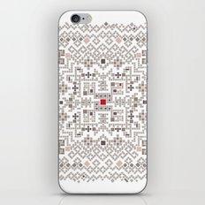 ornament iPhone & iPod Skin
