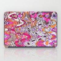 fringe iPad Cases featuring Fringe by Ingrid Padilla