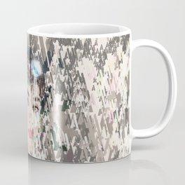 Audrey Type Abstract Art Coffee Mug