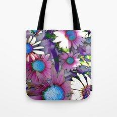 daisies 3 Tote Bag