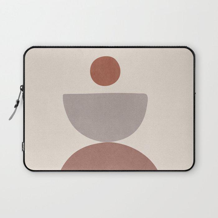 Balancing Elements III Laptop Sleeve