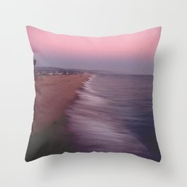 Painting With A Camera Throw Pillow