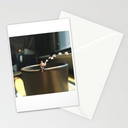 Toss Away Stationery Cards