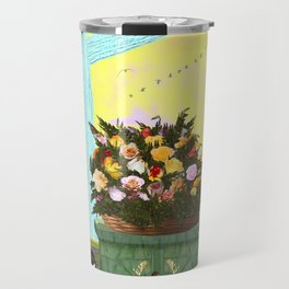 Mother Nature's Gifts Travel Mug