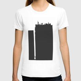 Always climb back up T-shirt