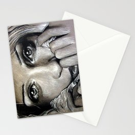 The Goodbye Girl (VIDEO IN DESCRIPTION!) Stationery Cards