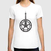 tour de france T-shirts featuring Le Tour de France by Foster Type