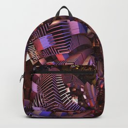 The Fractal Heart Backpack