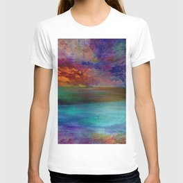 Ocean at Sunset T-shirt