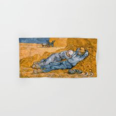 Vincent van Gogh - Noon Rest From Work (A