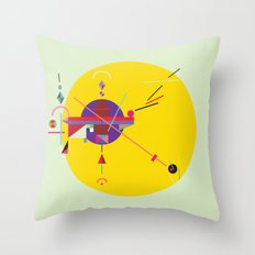 x4-7 Throw Pillow