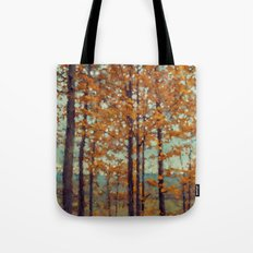 Autumn Atmosphere Tote Bag
