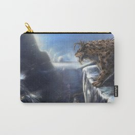 Danger Through the Mountain Pass Carry-All Pouch