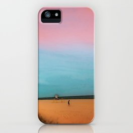 Magestic Sunset iPhone Case