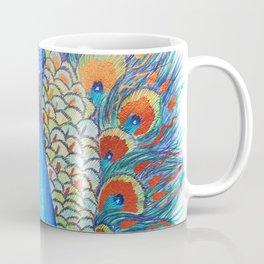 Peacock King Coffee Mug