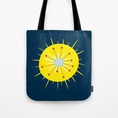 Radiolarian Tote Bag