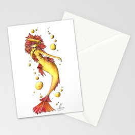 Mermaid 23 Stationery Cards