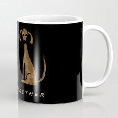 Happy Together - Black Coffee Mug