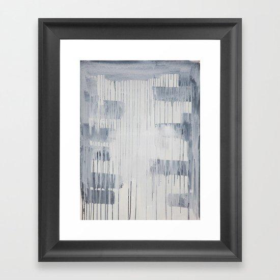 Amen | Feedback Painting Framed Art Print