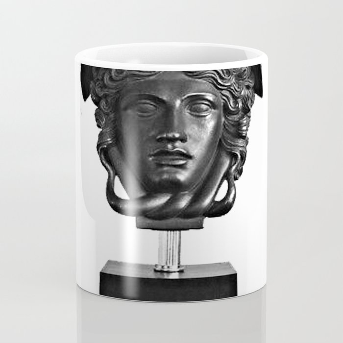 medusa b&w collection Coffee Mug