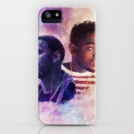 J. Cole & Kendrick Lamar  iPhone Case