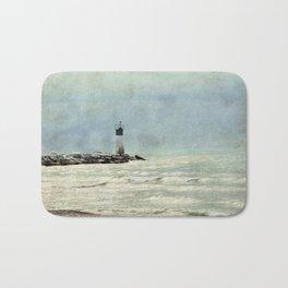 Lighthouse Bath Mat